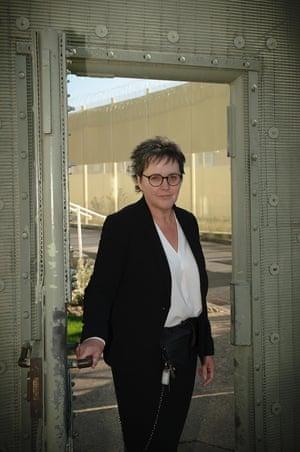Lynn Saunders, prison governor, HM Prison Whatton