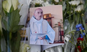 Picture of Father Jacques Hamel