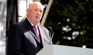 King Harald: 'My greatest hope for Norway is that we will be able to take care of one another.'