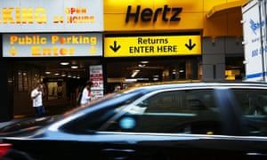Car Rental Manhattan >> Hertz Drives Up The Cost Of Car Rental For Us Holiday