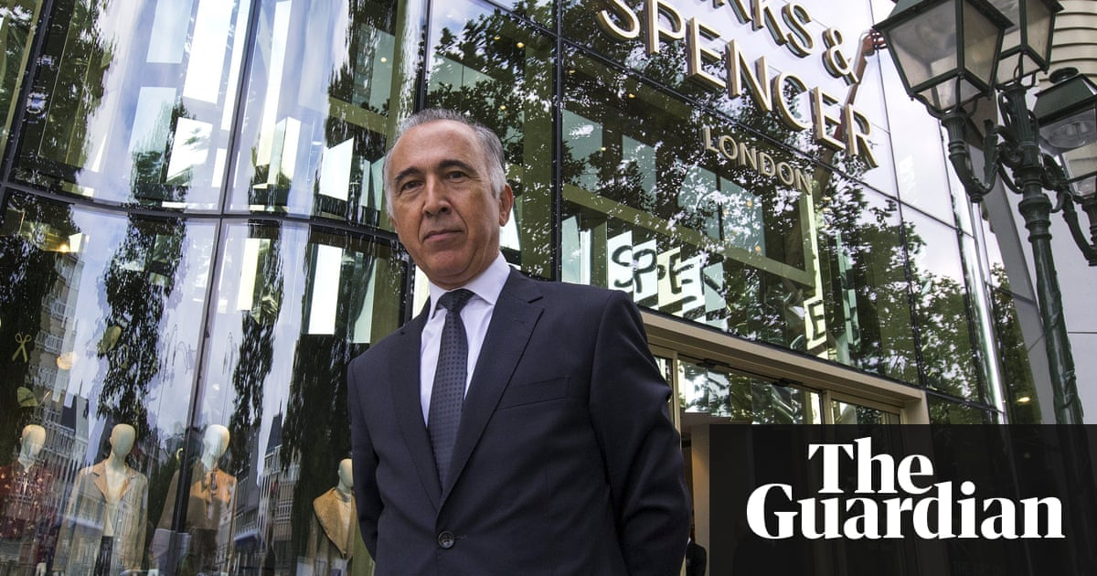 Marks spencer launches personalised loyalty card business patrick bousquet chavanne mamps director of marketing said the scheme showed m4hsunfo