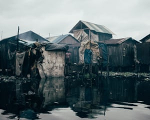 Makoko village, Lagos state, Nigeria