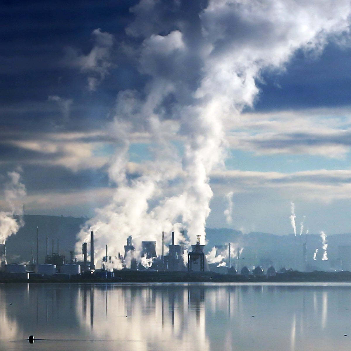 Greenhouse gas emissions in UK fell 3% in 2018, official figures show | Greenhouse gas emissions | The Guardian