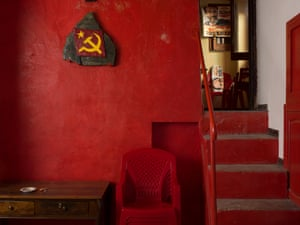 The Che Guevara club of the PRC in Verbicaro, Calabria, Italy