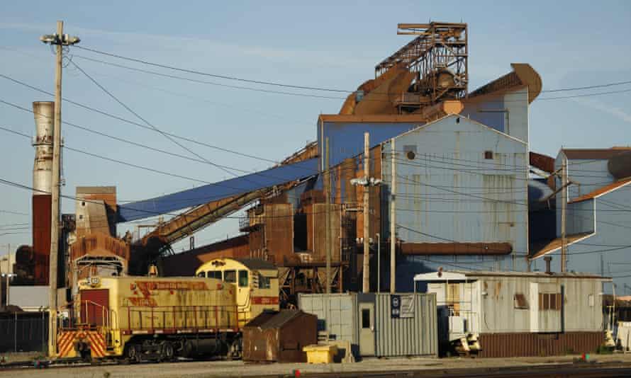us steel facility