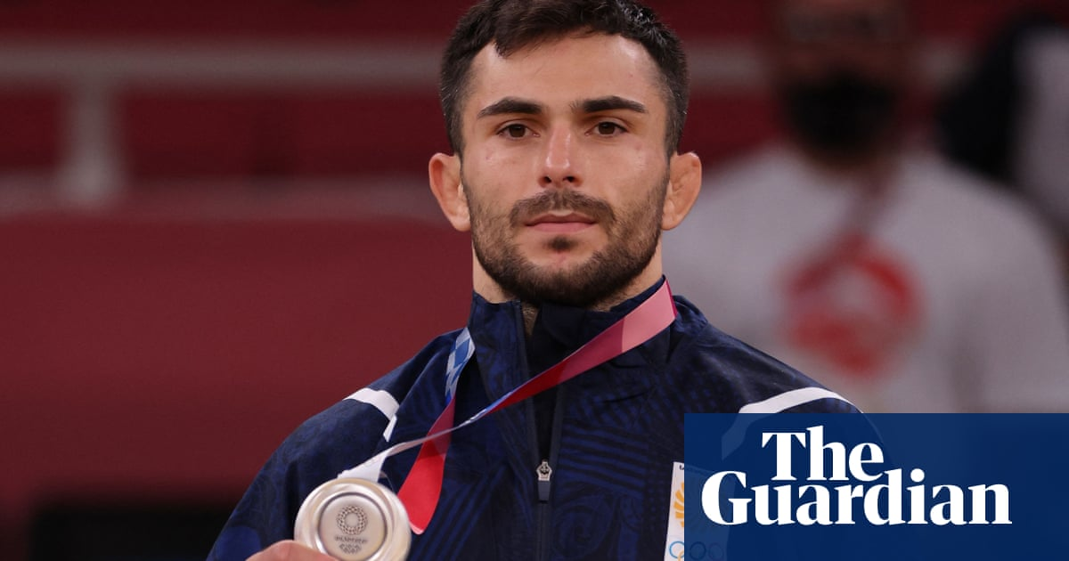 Two Georgian judoka ordered to leave Olympics for breaking Covid rules