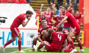 Aberdeen have come a long way on and off the pitch under Derek McInnes, but only have one trophy – the 2014 League Cup – to show for it so far.