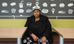 Imani Powell: 'It scares me to walk by [abandoned buildings]; I don't want to end up a body lost in one of them.'