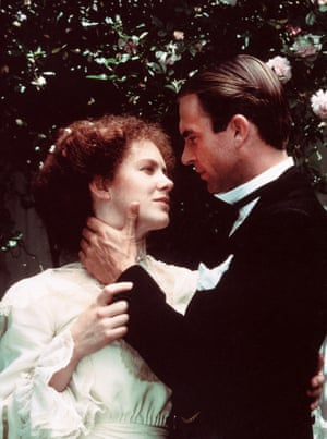 Sam Neill and Judy Davis from My Brilliant Career (1979), directed by Gillian Armstrong.