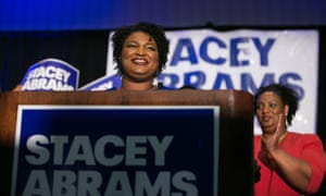 Stacey Abrams: 'I believe there are more Democrats who are ready to lift their voices.'