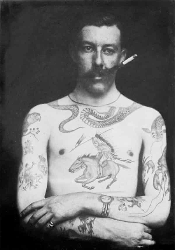Sutherland Macdonald, who opened his own tattoo studio in 1894, was the first professional tattooist in Britain.