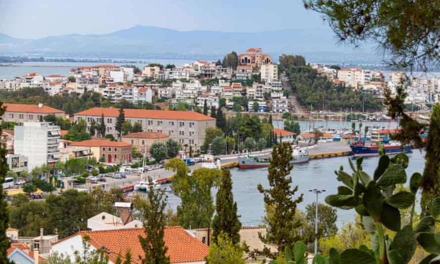 Chalcis … where Aristotle went at the end of his life.