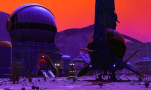Worlds are even more beautiful now, with far greater level of detail that ranges from the minute intricacies of a planet's terrain.