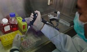 Covid-19 vaccine testing in Thailand