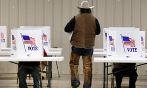 In Dodge City, Kansas, there is only a single polling place for more than 13,000 registered voters.