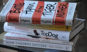 books about competitive parenting