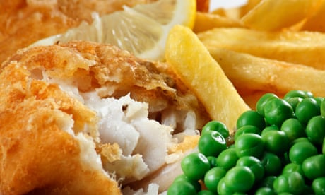 Rising prices set to hit traditional British Friday night dinner