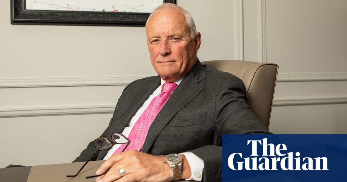 Barry Hearn: 'How do I make you famous even though you're not very good?'