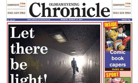 The Oldham Evening Chronicle