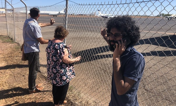 We're a polite town': rage in Biloela as Tamil family's fate