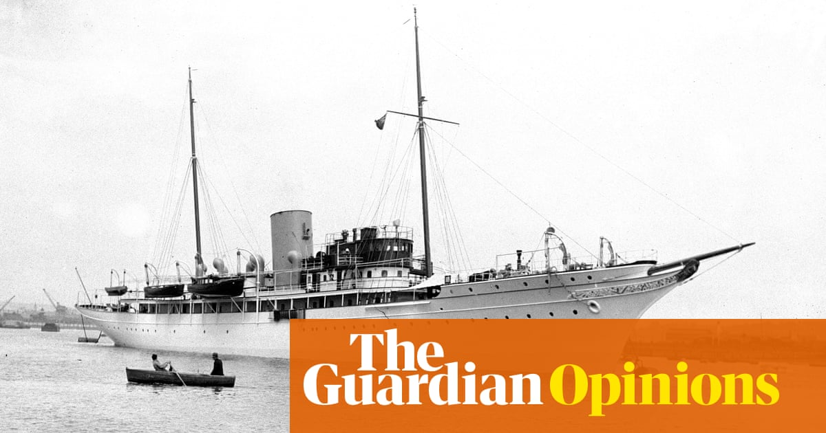 From Edward VIII to James Dyson: the yacht that tells a tale of British wealth