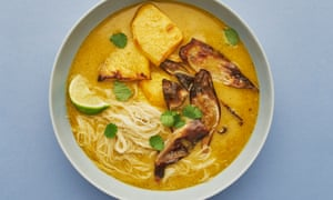 Meera Sodha's swede laksa: 'I urge any swede-dodgers to think twice about today's recipe'.