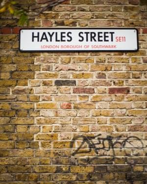 Hayles Street