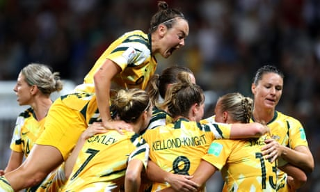 Gender pay gap closed as parity confirmed in new Matildas deal