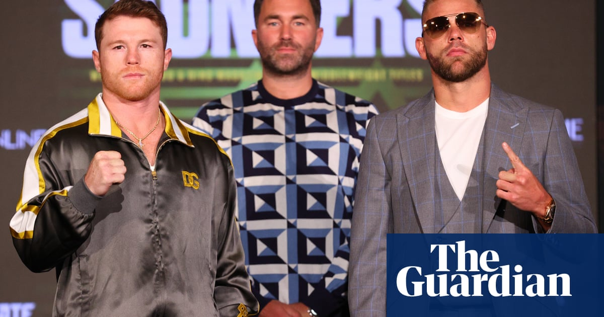 Saunders can give Alvarez problems but he may yet regret his impudence