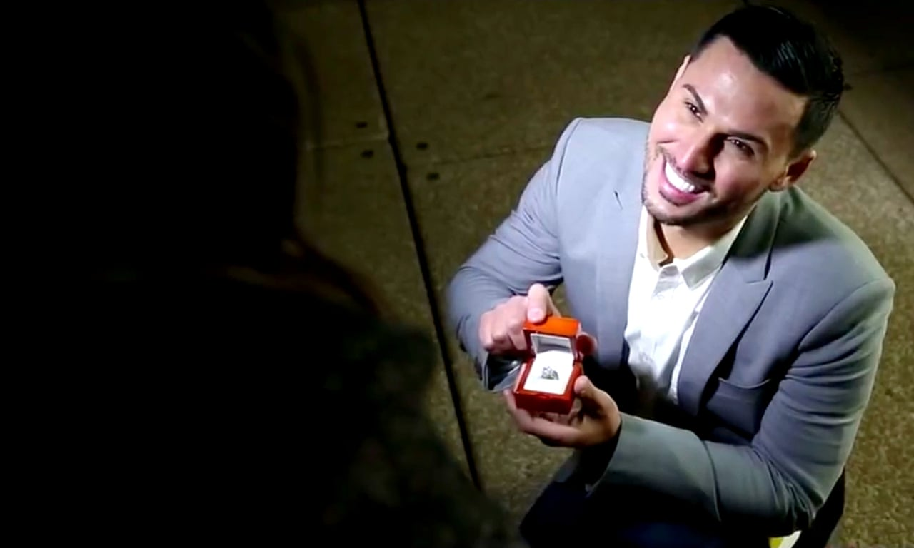 Auburn deputy mayor Salim Mehajer makes action-spoof trailer for his lavish  wedding  video | Australia news | The Guardian