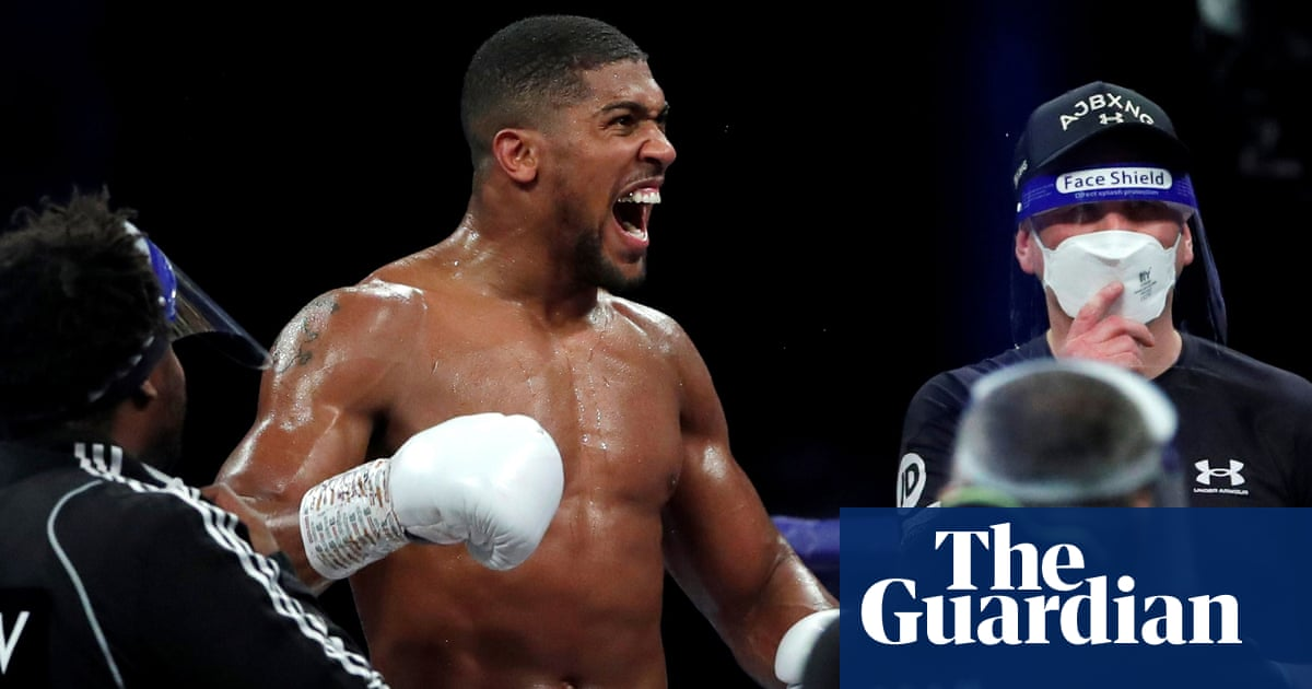 Tyson Fury all bluster and brickbat but Anthony Joshua refuses to bite | Kevin Mitchell