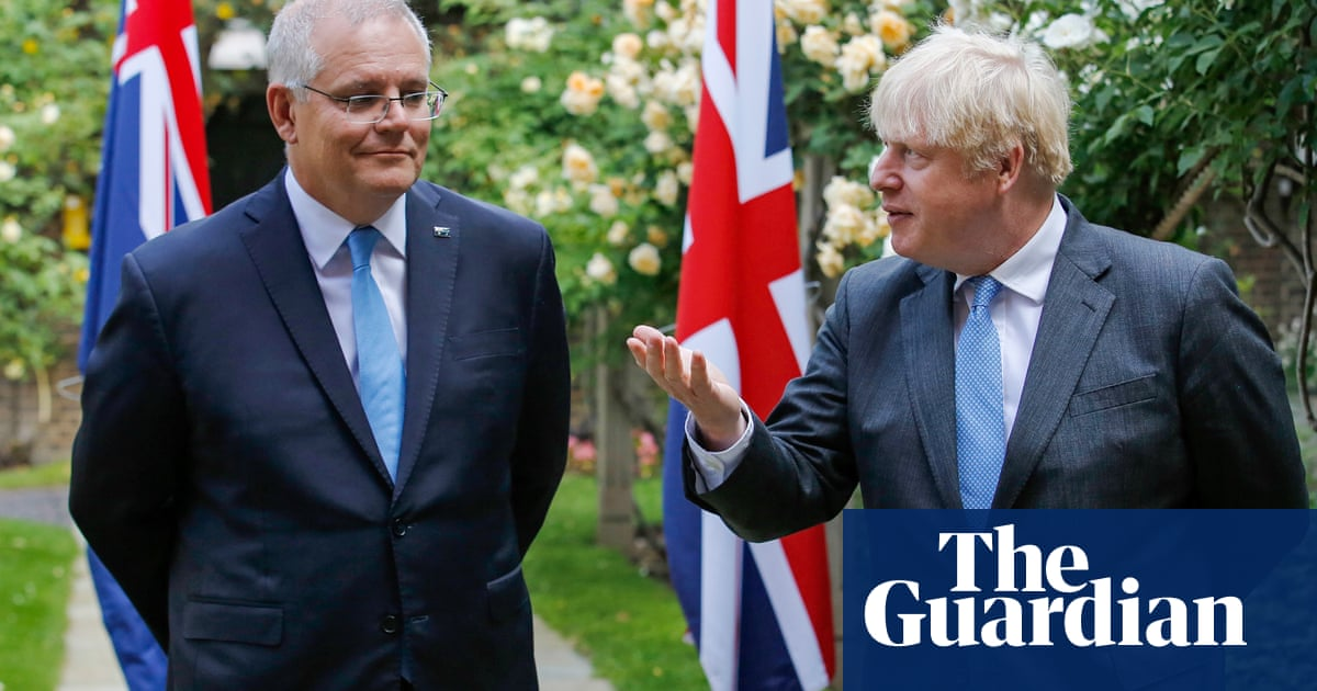 Scott Morrison has agreed in-principle to a UK free trade deal. What's in it for Australia?