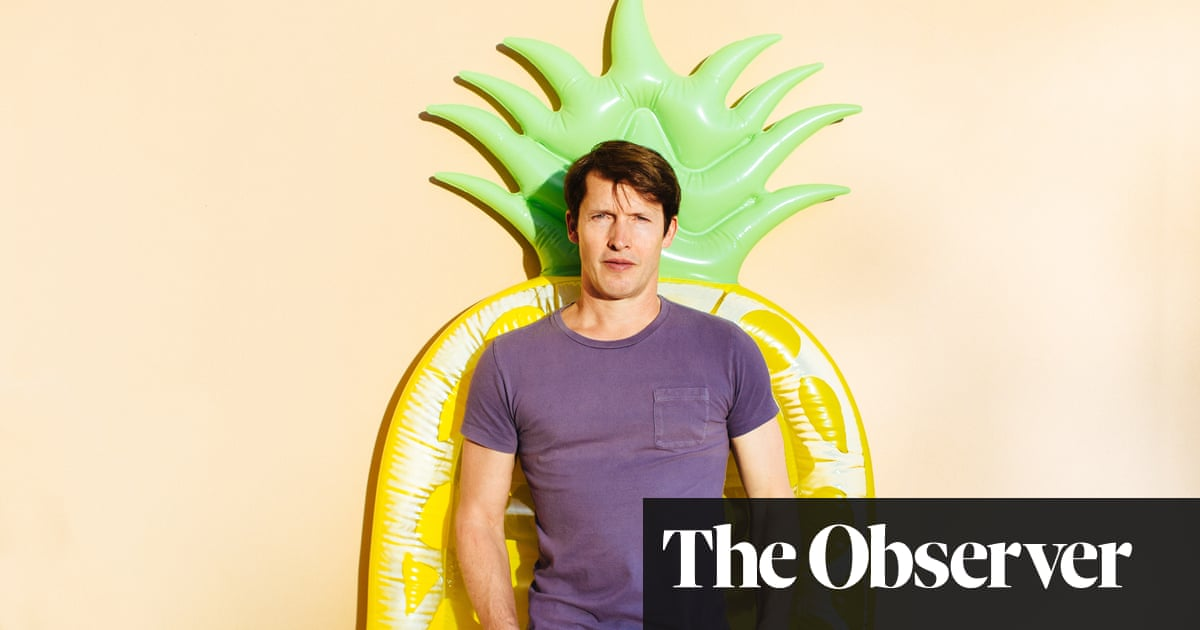 James Blunt: 'My body has not been a temple. I've put it through painful experiences'