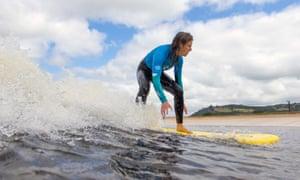 Surf Snowdonia Adventure Park, Dolgarrog, Wales