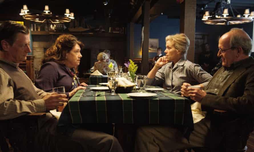The HBO adaptation of Olive Kitteridge