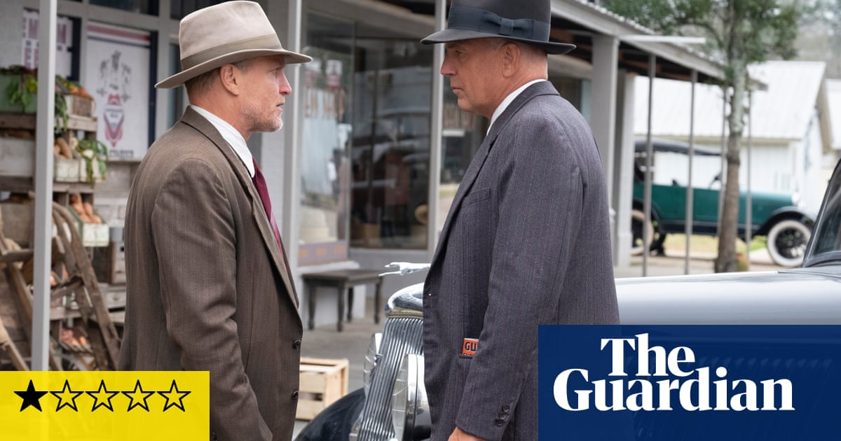 The Highwaymen review – Netflix take on Bonnie and Clyde is