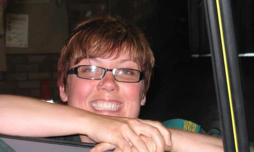 'I found my sense of humour again' ... paramedic Tara Lewis.