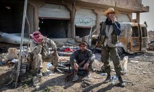 Combattants SDF