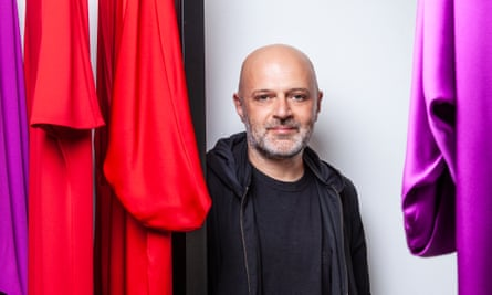 Hussein Chalayan Everything We Build And Design In A Way Reflects The Body Fashion The Guardian