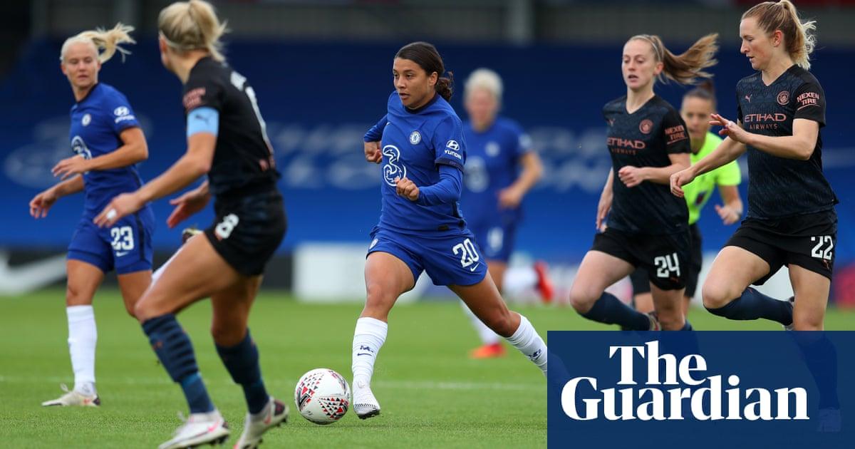 Womens Champions League: Chelsea face Benfica, Manchester City land Gothenburg