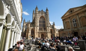 Bath attracts millions of visitors but hospitality workers struggle to live in the city.