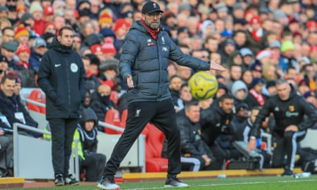 Jürgen Klopp says Champions League proposals are 'absolute bollocks'