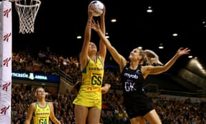 Australia and New Zealand were separated by just one goal in the Constellation Cup opener.