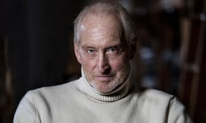 Charles Dance in Who Do You Think You Are?