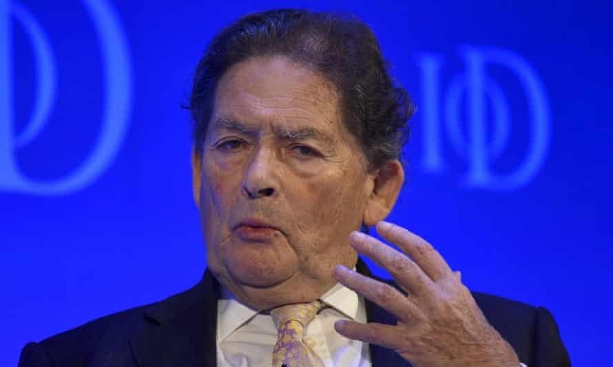 """Lord Lawson said in 2013: """"We are doomed to being consistently outvoted by the eurozone bloc."""""""