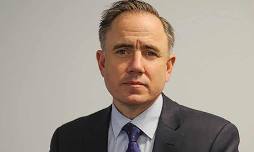 Australia Institute executive director Ben Oquist