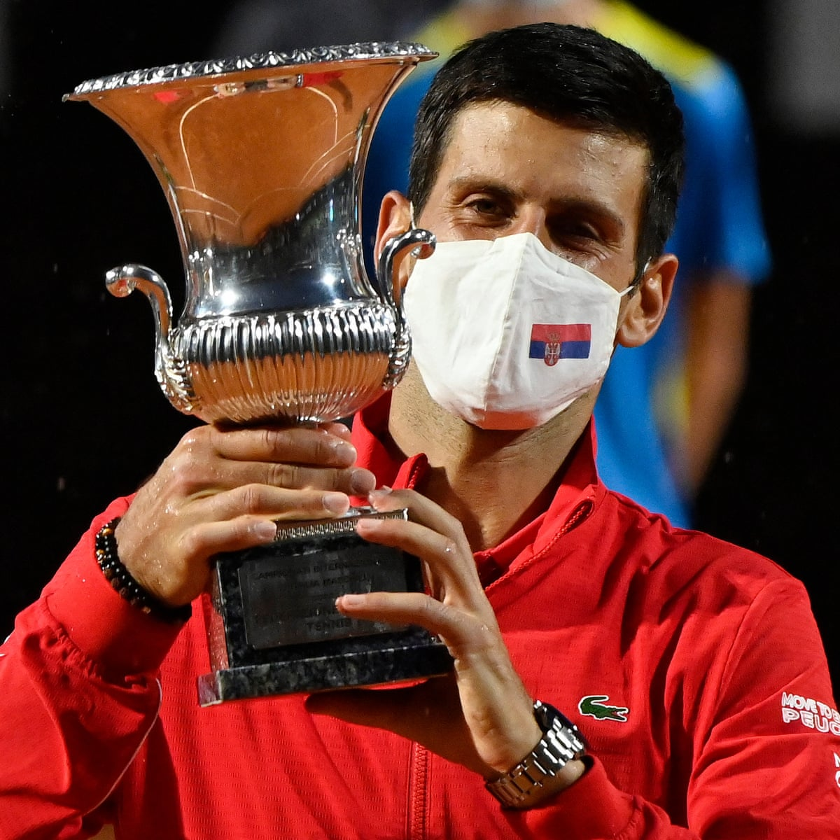 Novak Djokovic Takes Rome Title But All Eyes On French Open Covid Tests Tennis The Guardian