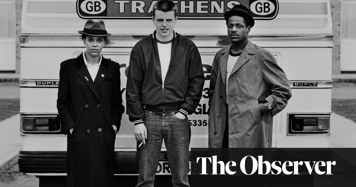 On the road with the trailblazing record label 2 Tone