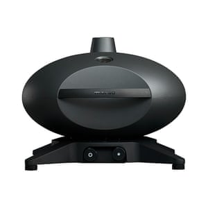Outdoor gas grill, £399, by Morsø, from conranshop.co.uk