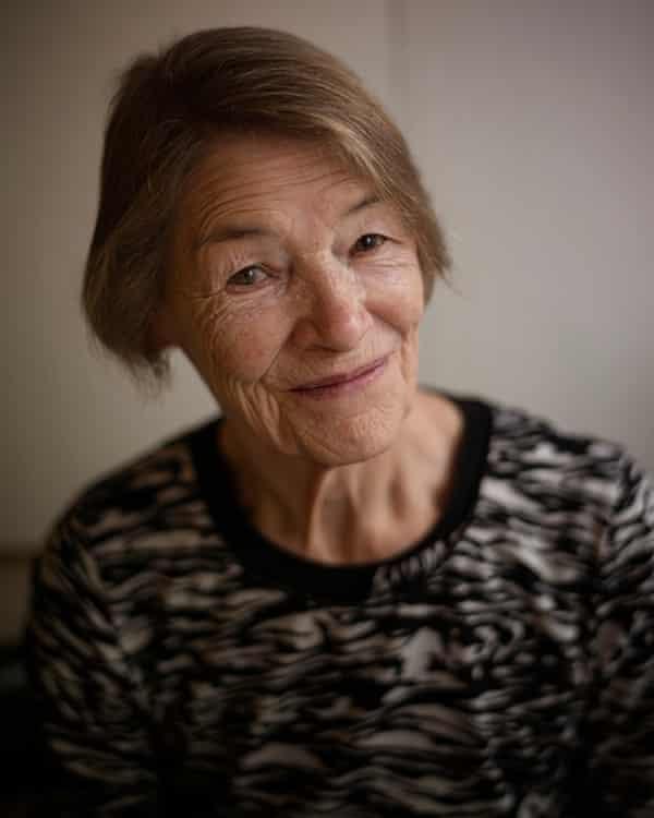 Glenda Jackson in 2016